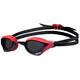 arena Cobra Core Okulary pływackie czerwony/czarny